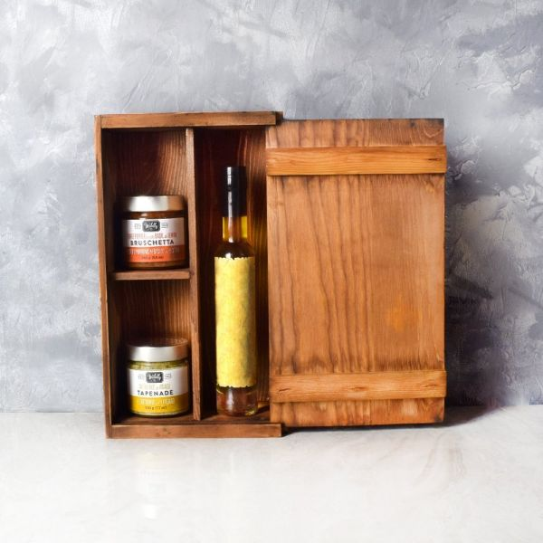 Gourmet Fixings Crate