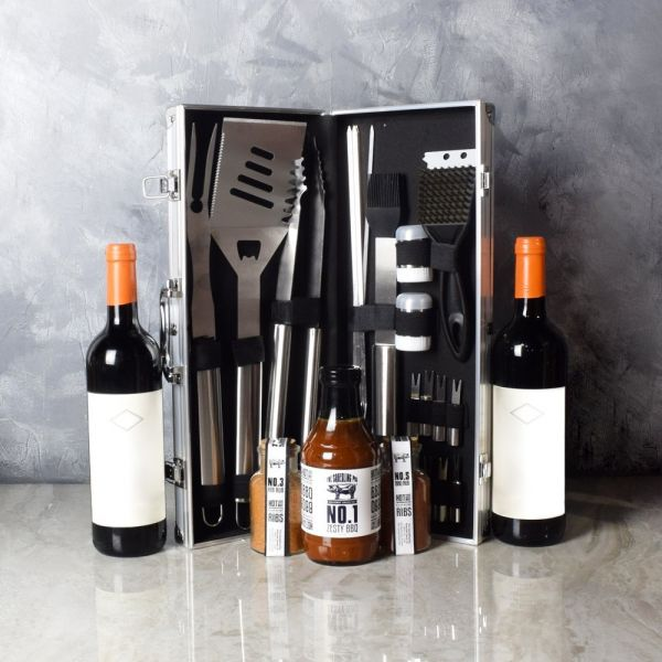Summer Nights BBQ Gift Set