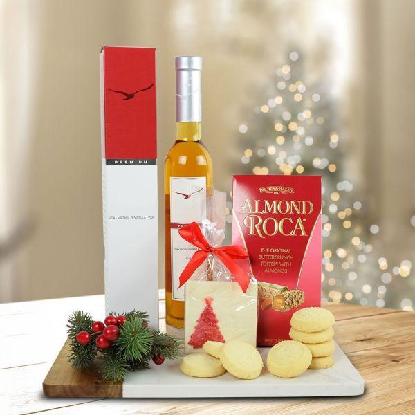 Christmas Chocolates & Icewine Gift Set