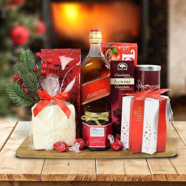 Christmas Delights With Whiskey