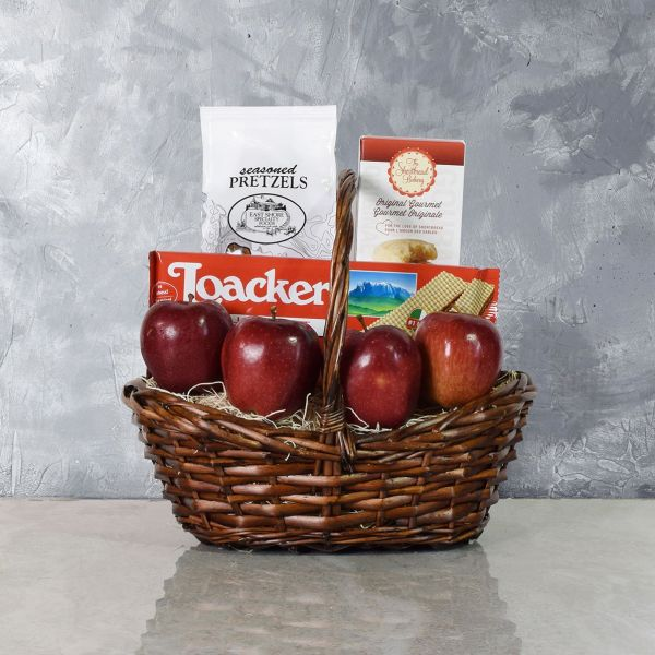 The Big Apple Gift Basket