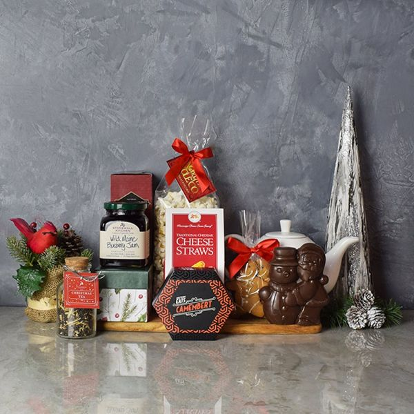 Christmas Indulgence Gift Basket