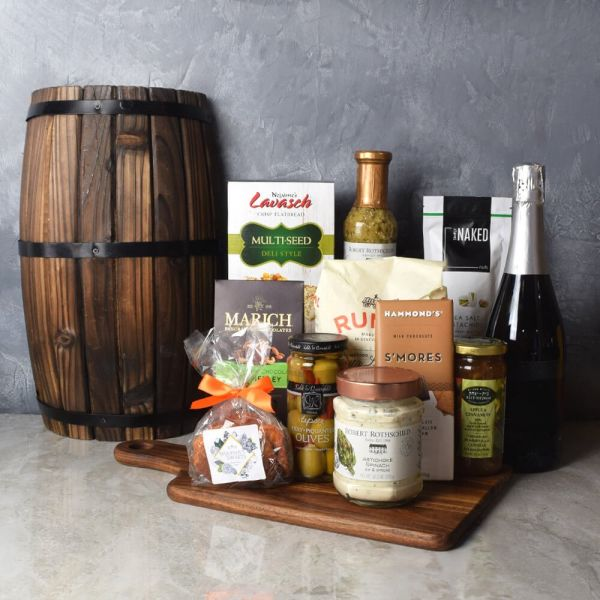 Kosher Champagne Celebration Basket