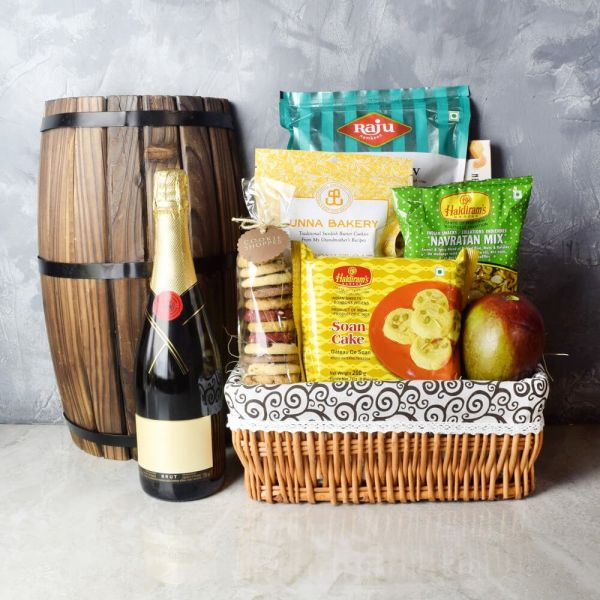 TASTE AT ITS BEST DIWALI GIFT BASKET