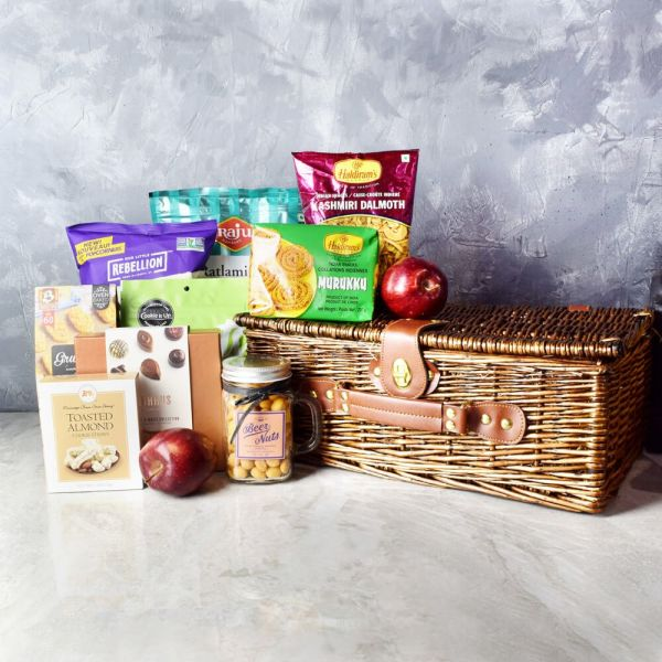 DIWALI GIFT BASKET FOR THE FAMILY