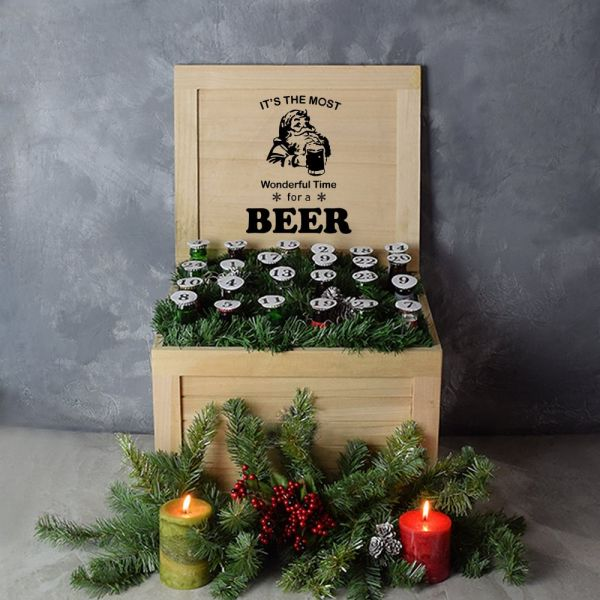 Holiday Beer Gift Crate
