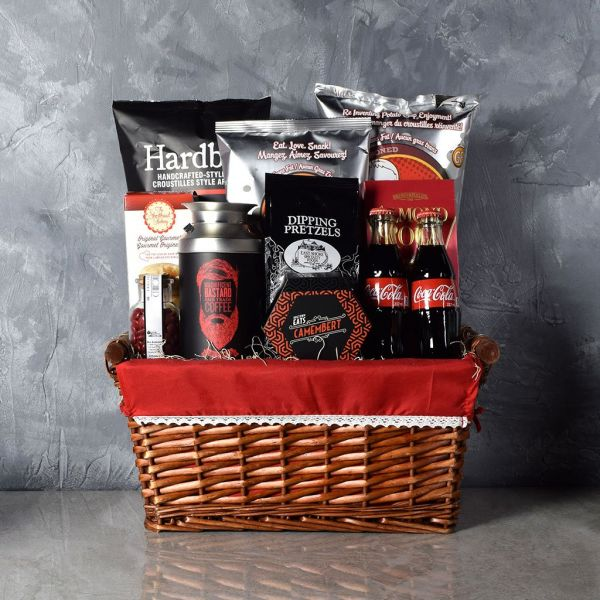 The Manhattan Snacks Gift Basket