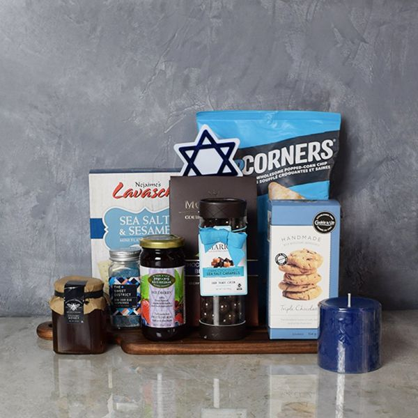 Kosher Snacking Gift Basket