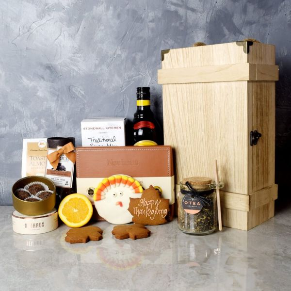 Thanksgiving Greetings Gift Set