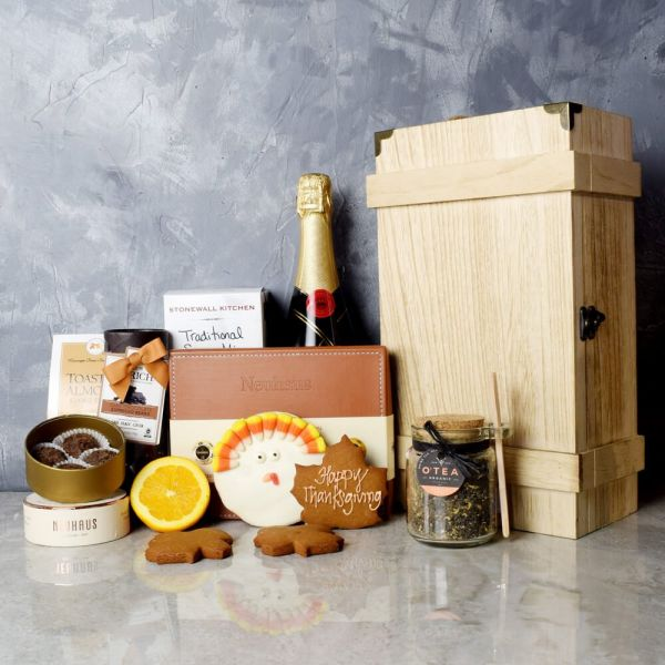 Thanksgiving Greetings & Celebration Gift Set