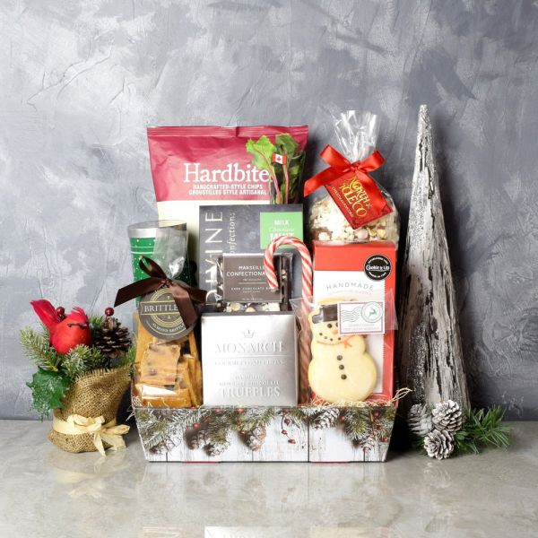 Holiday Goodie Basket