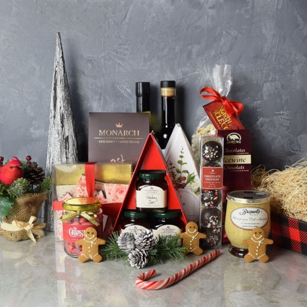 Sweet & Savoury Holiday Gift Basket