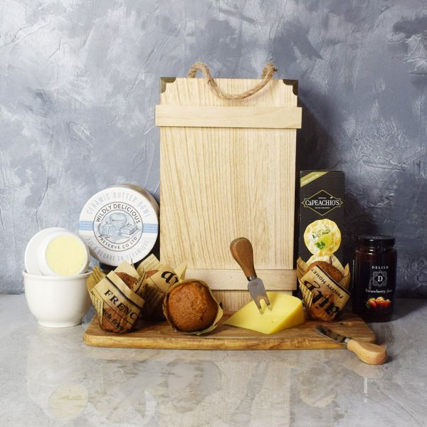 A Simple Morning Gourmet Gift Set
