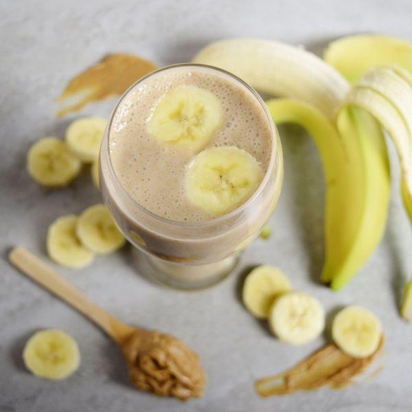 Peanut Butter Banana Blast Smoothie
