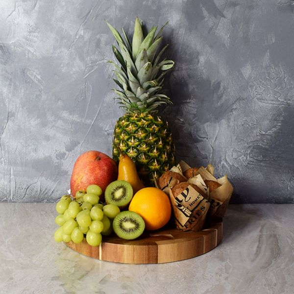"""Get Well"" Fruit Basket"