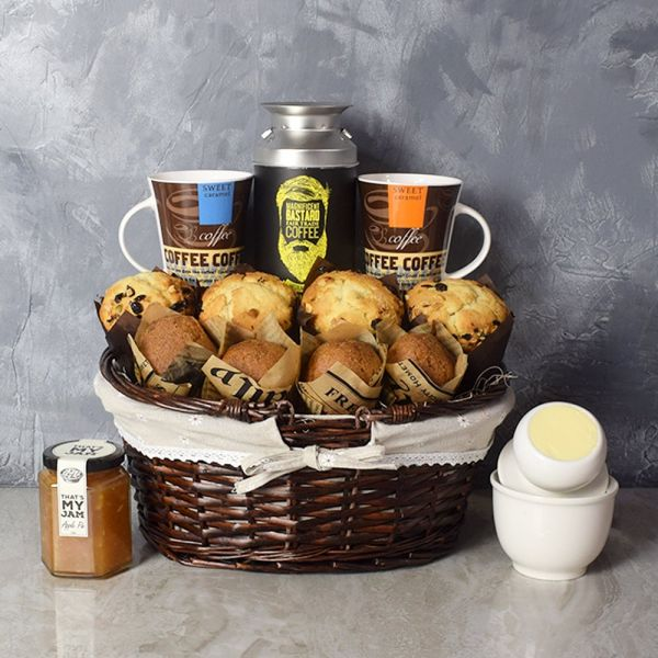 Muffin Breakfast Platter Set