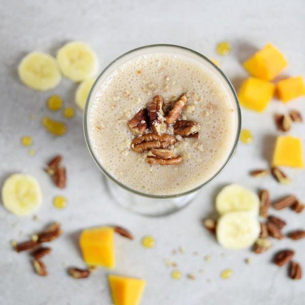 Sweet Butternut Squash Super Smoothie