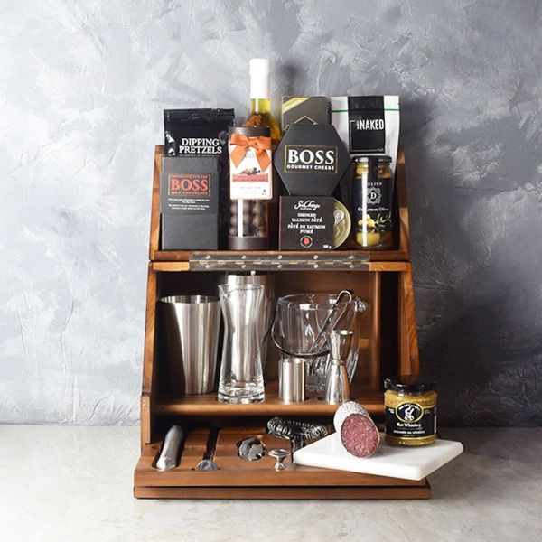 Tabletop Bar Gift Set