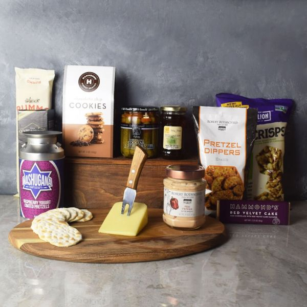 Basket of Kosher Treats