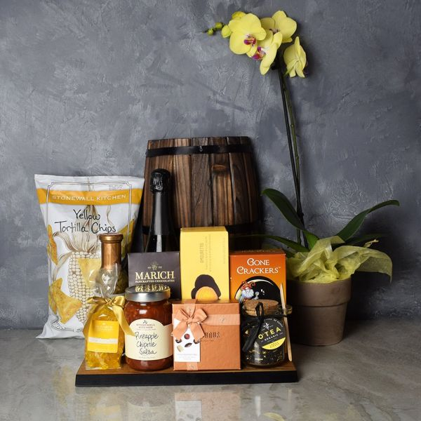 No Place Like Home Housewarming Gift Basket