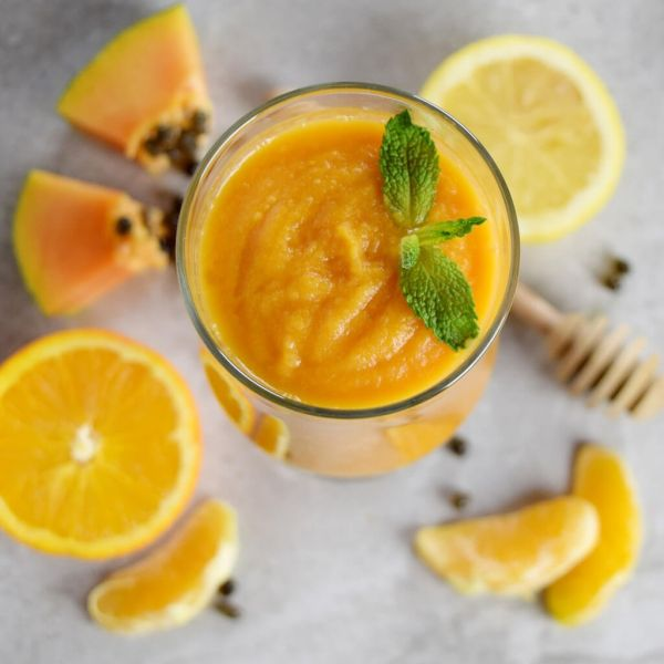 The Fruit Of Angels Smoothie