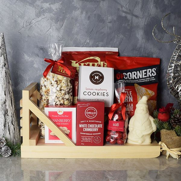 O'er The Hills We Go Gift Basket