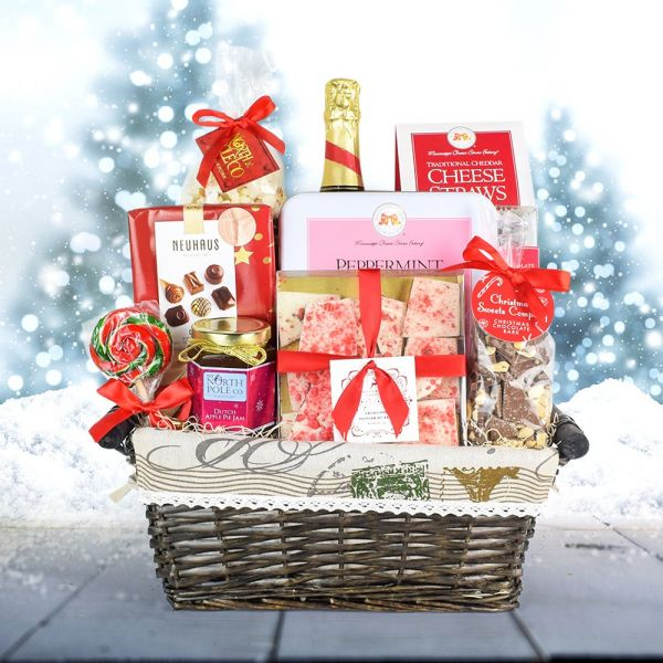 Bistro de Paris Champagne Gift Basket