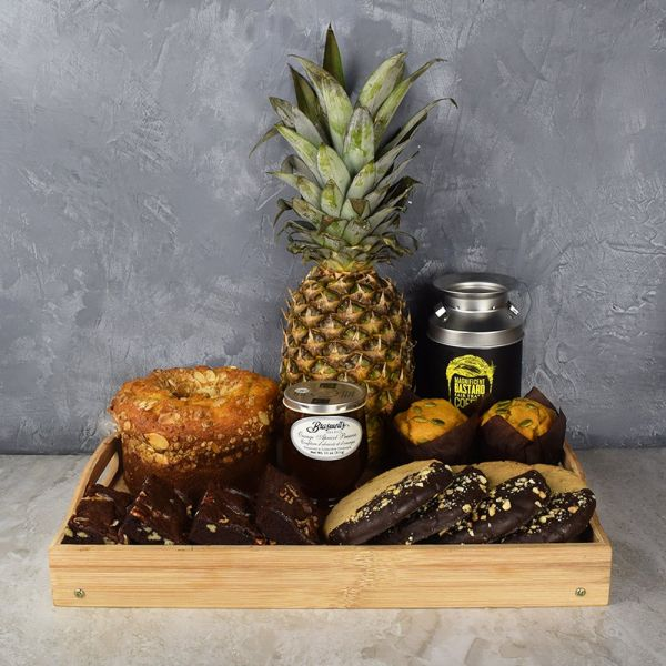 Morning Decadence Gourmet Gift Set