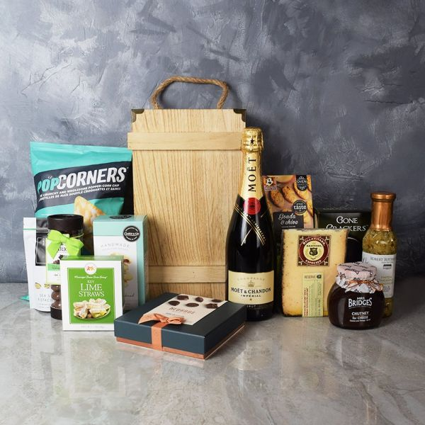 THE RAVISHING GOURMET GIFT BASKET