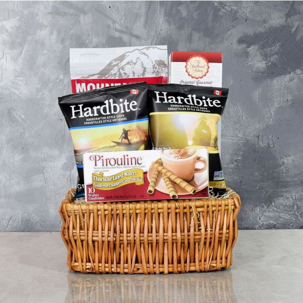 The Mountains Of Whistler Gift Basket