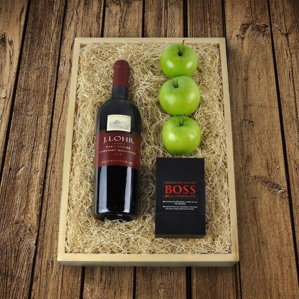 Custom Wine Gift Baskets New York City