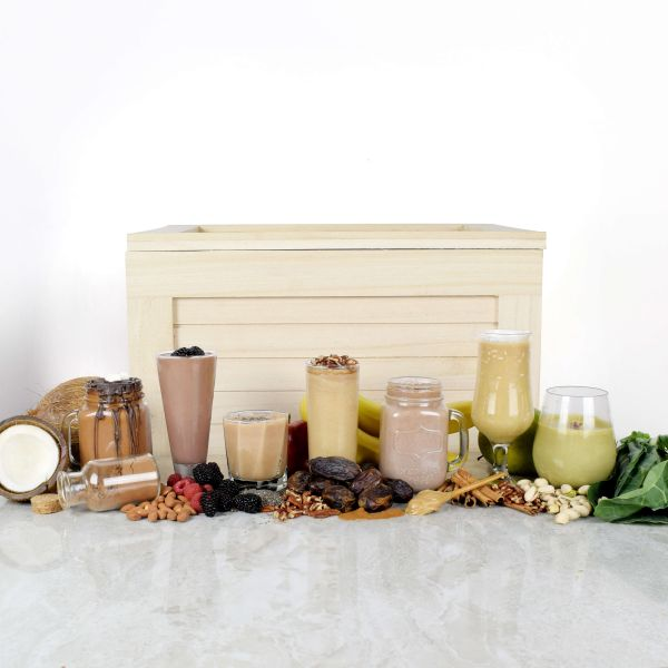 Protein Packed Post Workout Smoothie Crate