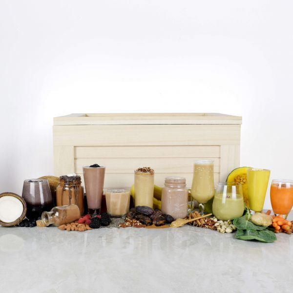 The Premium Protein Packed Smoothie Crate