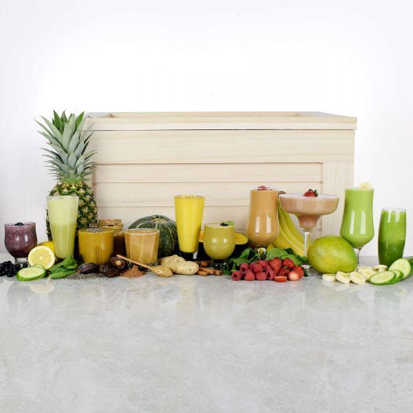 Kickstart Your Morning Smoothie Crate