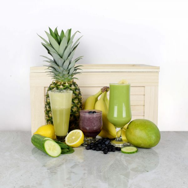 The Cool As A Cucumber Smoothie Crate
